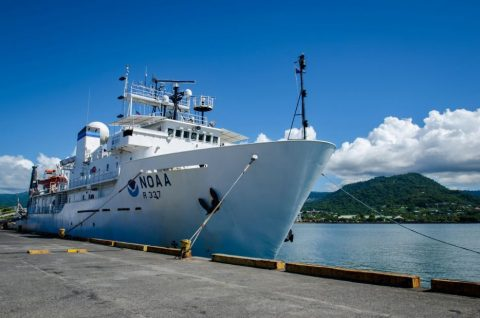 Kraken Provides Tech for ThayerMahan and NOAA Joint Operations